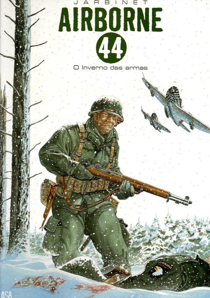 AIRBORNE 44 - 6 . INVERNO DE ARMAS (O)