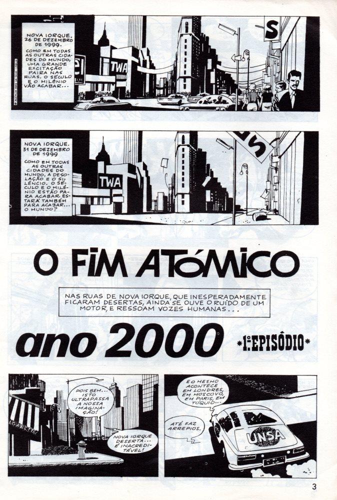 Prancha de: ANO 2000 - 1 . ANO 2000