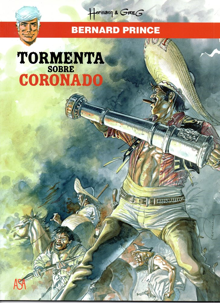 BERNARD PRINCE - 2 . TORMENTA SOBRE CORONADO