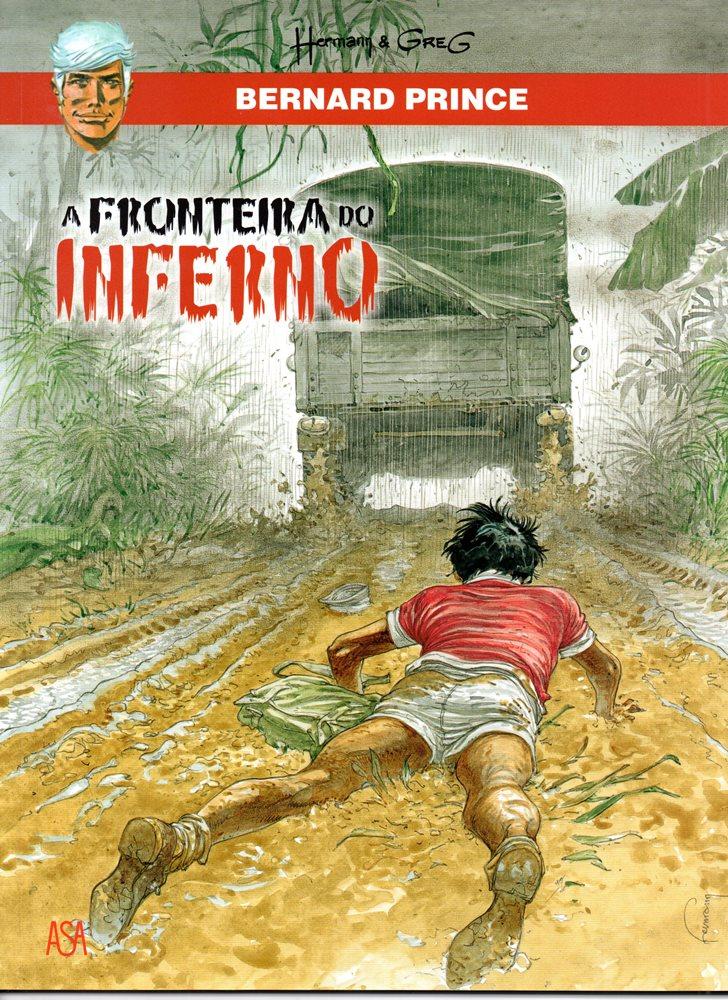 BERNARD PRINCE - 3 . FRONTEIRA DO INFERNO (A)