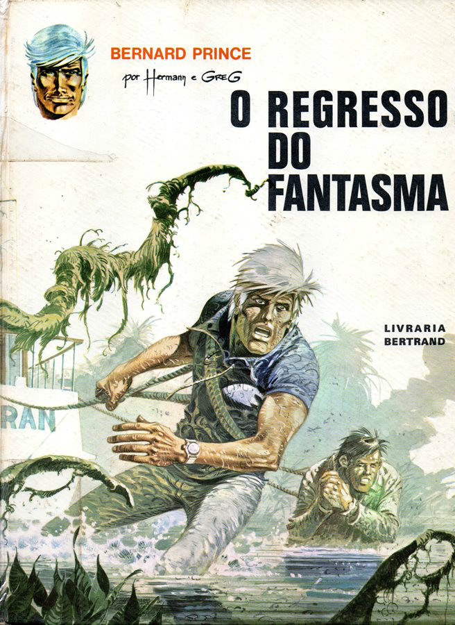 BERNARD PRINCE - 9 . REGRESSO DO FANTASMA (O)