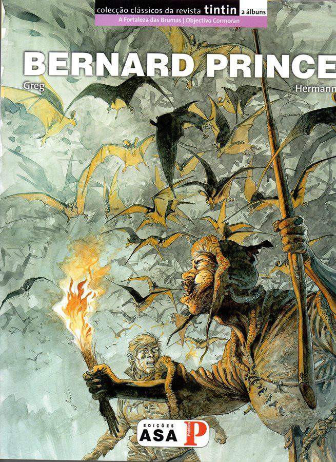 BERNARD PRINCE - 11 . FORTALEZA DA BRUMAS (A)