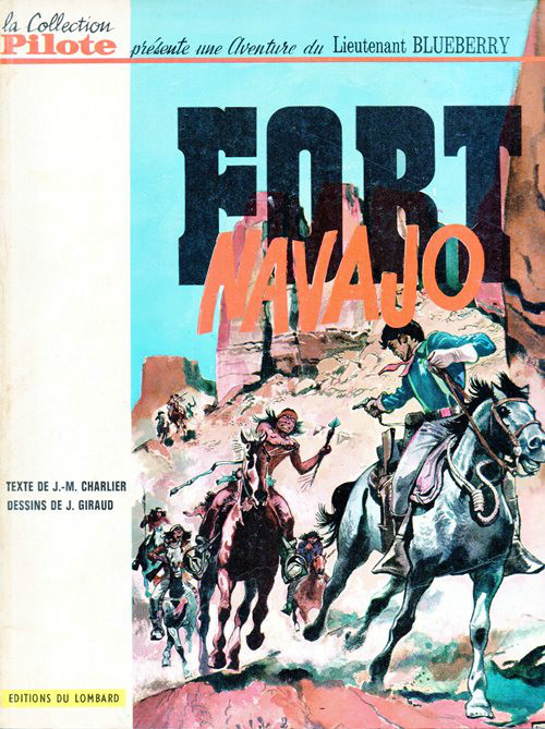 BLUEBERRY - 1 . FORTE NAVAJO