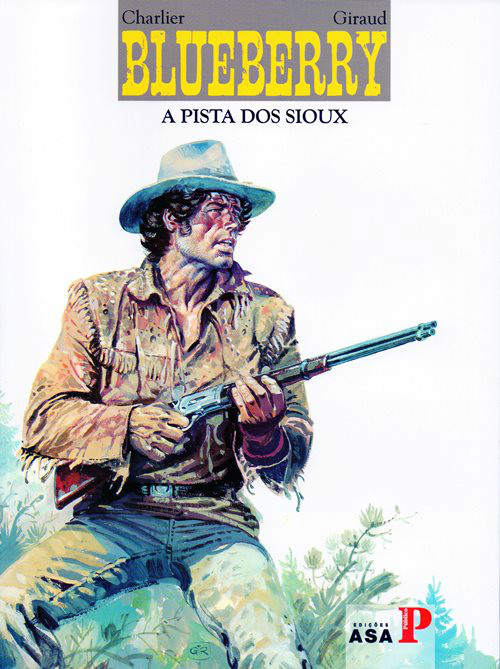 BLUEBERRY - 9 . PISTA DOS SIOUX (A)