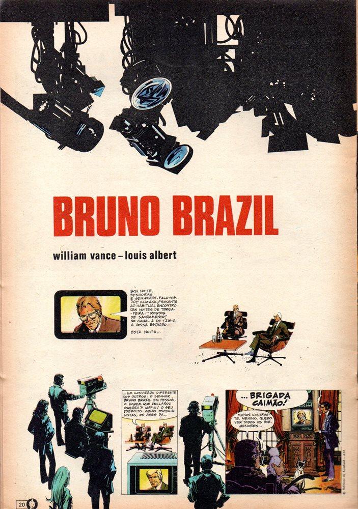 Prancha de: BRUNO BRAZIL - 6 . SARABANDA EM SACRAMENTO