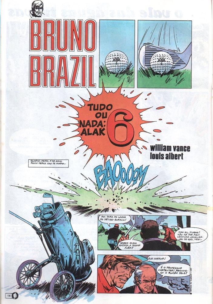 Prancha de: BRUNO BRAZIL - 9 . TUDO OU NADA: ALAK 6
