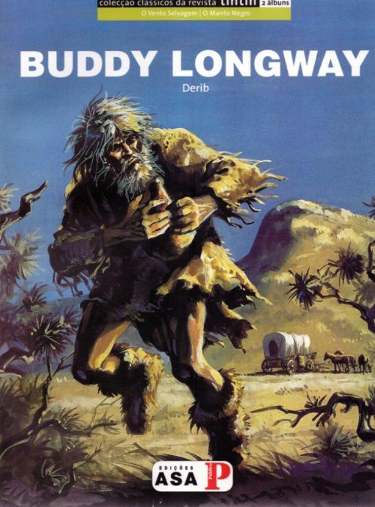 BUDDY LONGWAY - 13 . VENTO SELVAGEM (O)