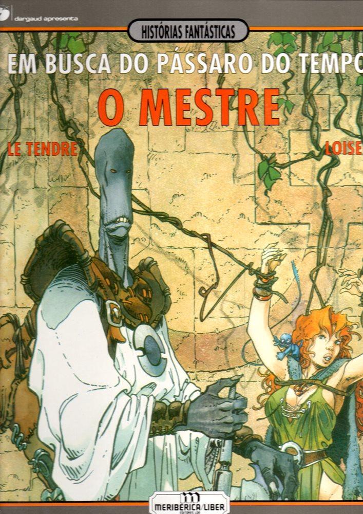 BUSCA DO PÁSSARO DO TEMPO (EM) - 3 . MESTRE(O)