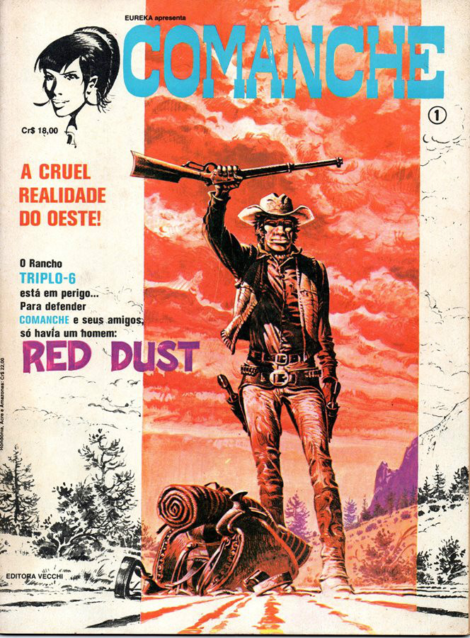 COMANCHE - 1 . RED DUST