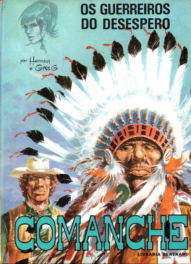 COMANCHE - 2 - Tomo 2