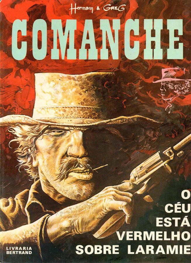 COMANCHE - 4 . CÉU ESTÁ VERMELHO SOBRE LARAMIE (O)
