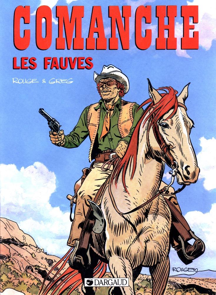 COMANCHE - 11 . FAUVES (LES)