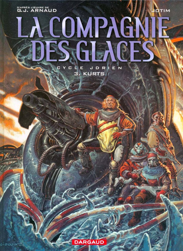 COMPAGNIE DES GLACES (LA) - 3 . JDRIEN - KURTS