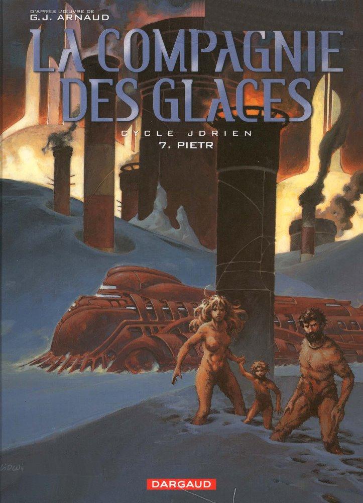COMPAGNIE DES GLACES (LA) - 7 . JDRIEN - PIETR