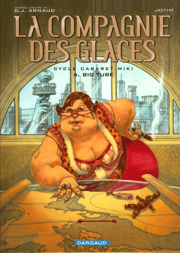 COMPAGNIE DES GLACES (LA) - 11 . CABARET MIKI - BIG TUBE