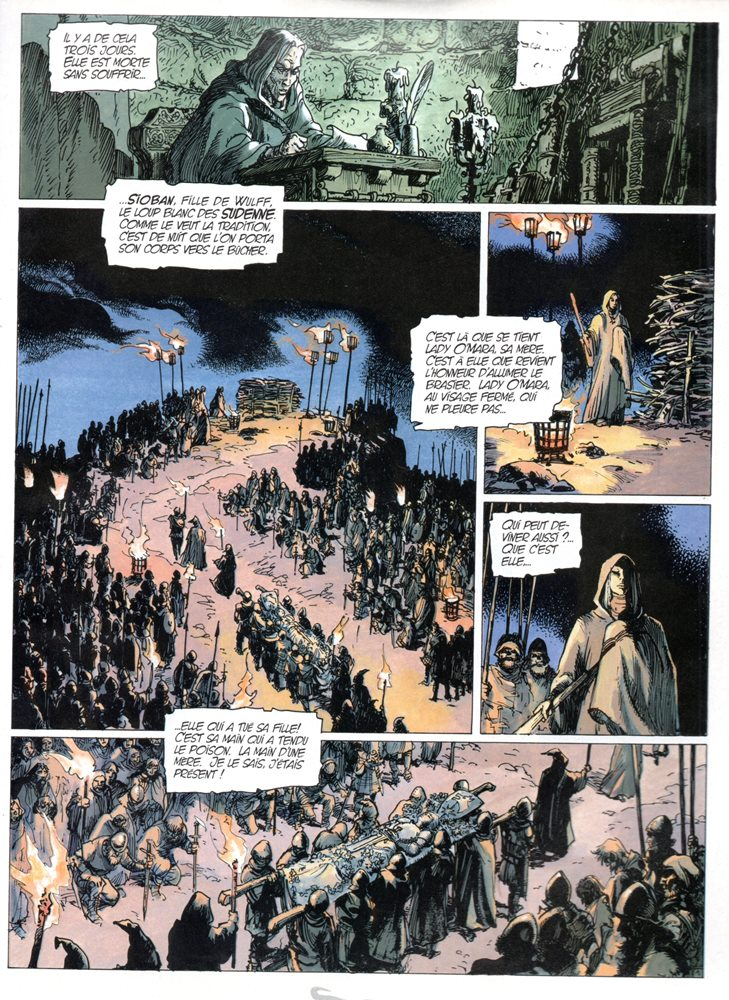COMPLAINTE DES LANDES PERDUES - 4 - Tomo 4