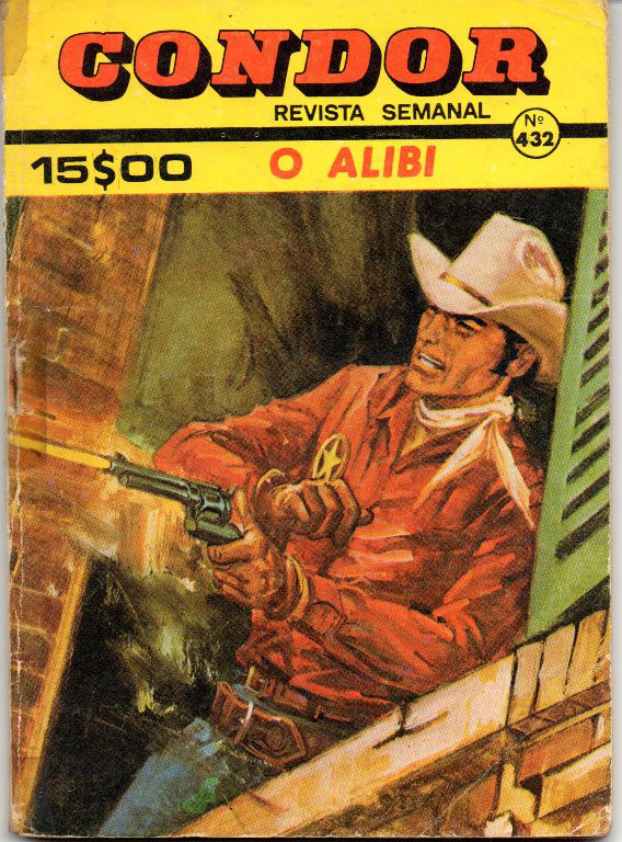 BUCK JONES - 9 . ALIBI (O)