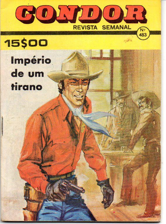 BUCK JONES - 13 . IMPÉRIO DE UM TIRANO