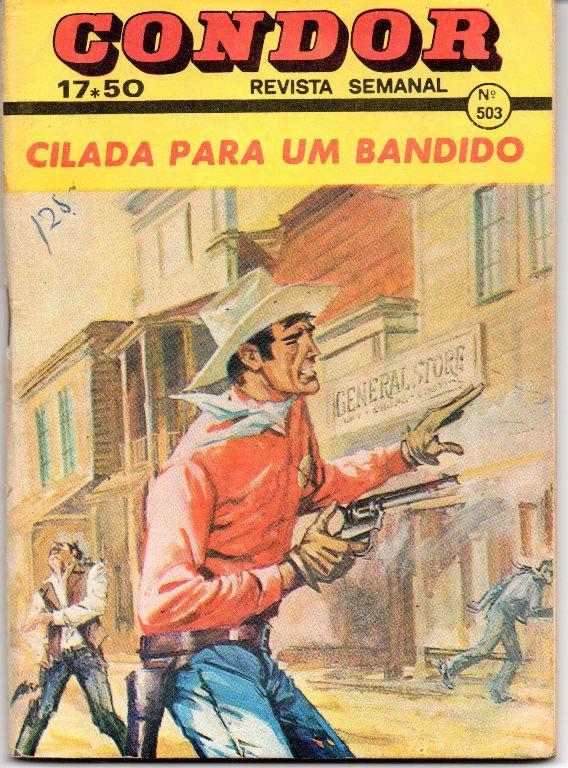 BUCK JONES - 17 . CILADA PARA UM BANDIDO