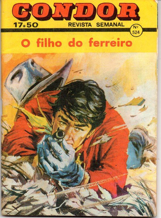 BUCK JONES - 20 . FILHO DO FERREIRO (O)