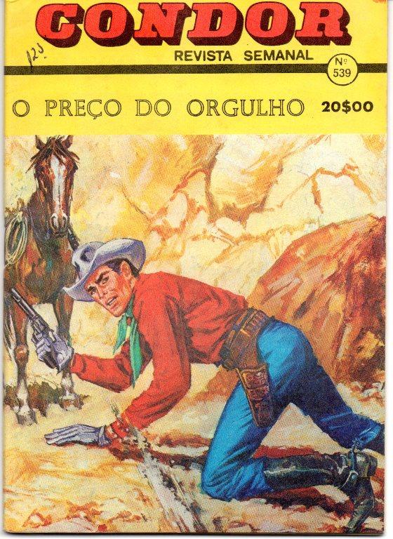 BUCK JONES - 23 . PREÇO DO ORGULHO (O)