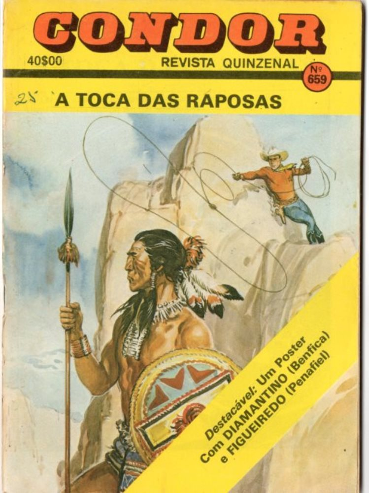 BUCK JONES - 29 . TOCA DAS RAPOSAS (A)