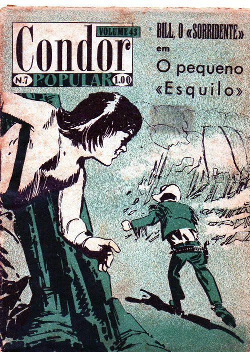 BILL O SORRIDENTE - 2 . PEQUENO ESQUILO (O)