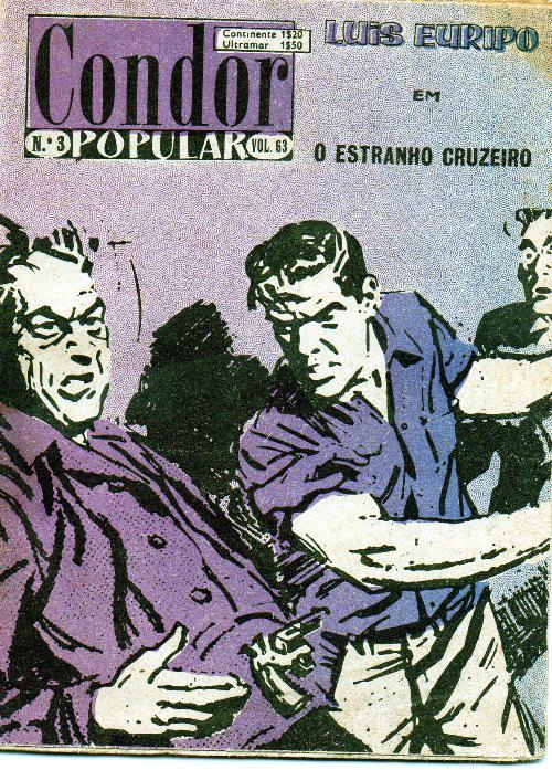 LUÍS EURIPO - 4 . ESTRANHO CRUZEIRO (O)