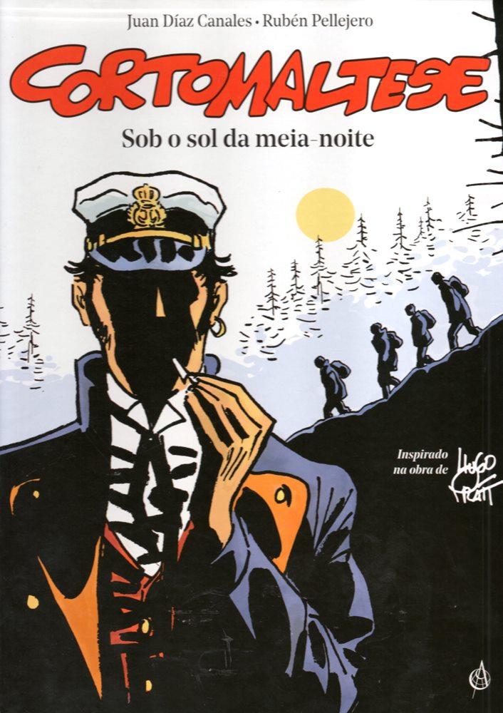 CORTO MALTESE - 36 . SOB O SOL DA MEIA-NOITE