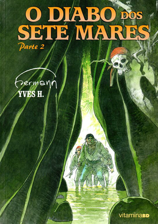 DIABO DOS SETE MARES - 2 - Tomo 2