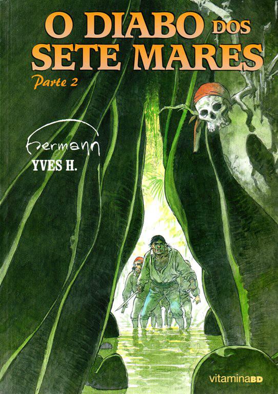 DIABO DOS SETE MARES - 2 . DIABO DOS SETE MARES - TOMO 2 (O)