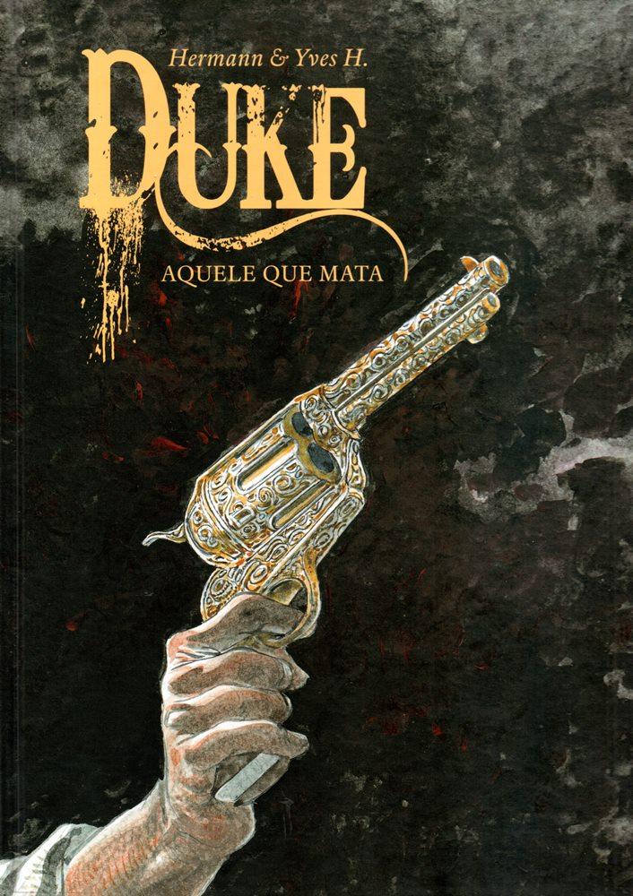 Capa  DUKE - 2 . AQUELE QUE MATA