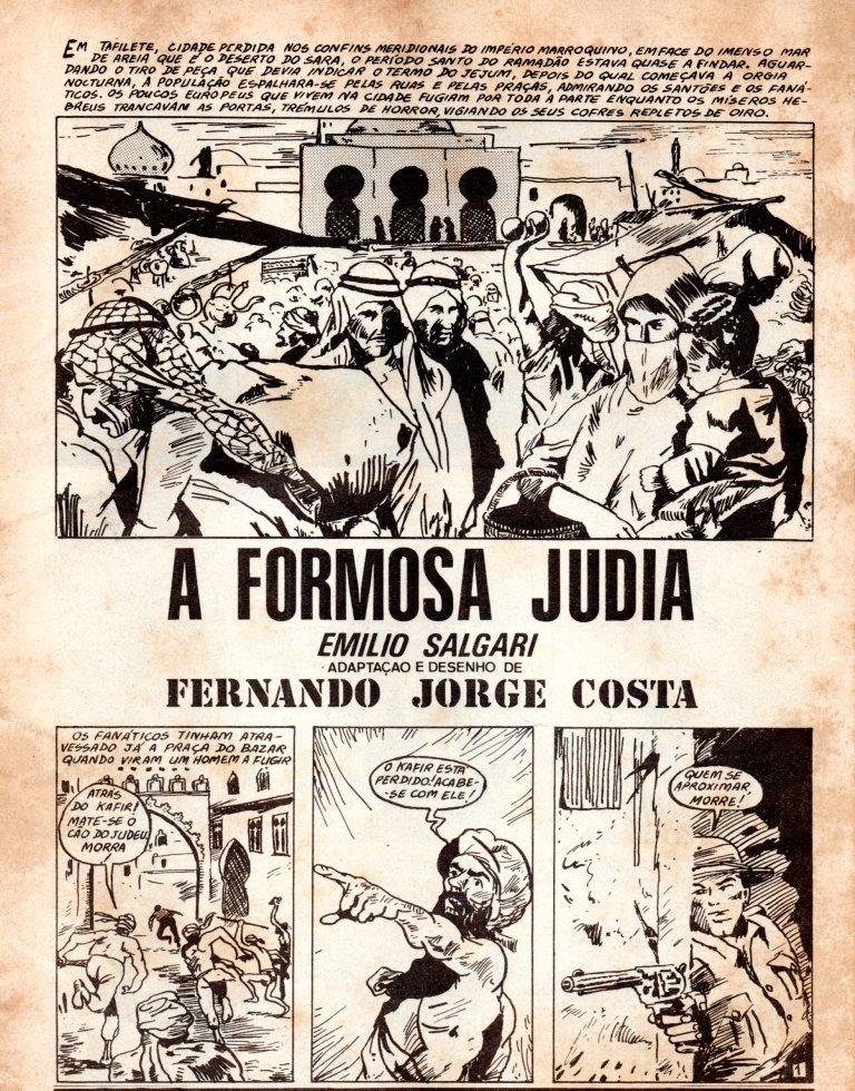 Prancha de: FORMOSA JUDIA (A) - 1 . FORMOSA JUDIA (A)