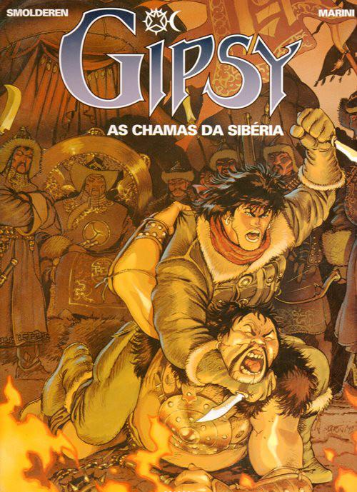 GIPSY - 2 . CHAMAS DA SIBÉRIA (AS)