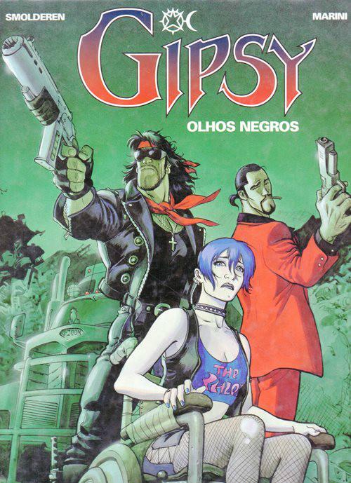 GIPSY - 4 . OLHOS NEGROS
