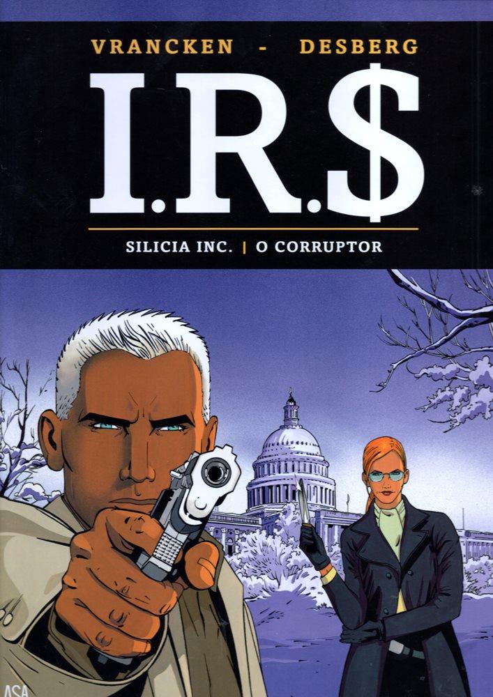 I.R.$. - 5 . SILICIA INC.