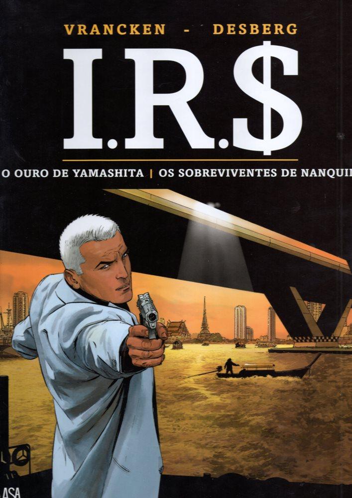 I.R.$. - 13 .  OURO DE YAMASHITA (O)