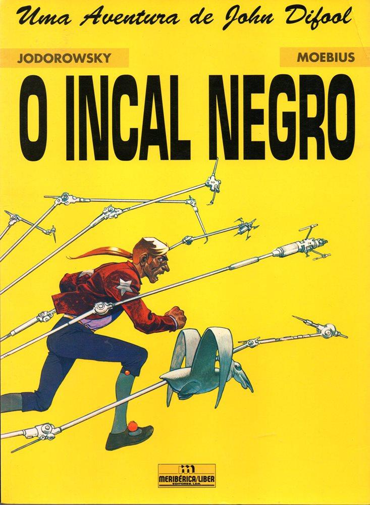INCAL - 1 - Tomo 1