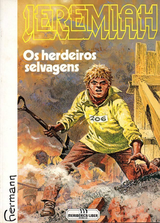 JEREMIAH - 3 . HERDEIROS SELVAGENS (OS)