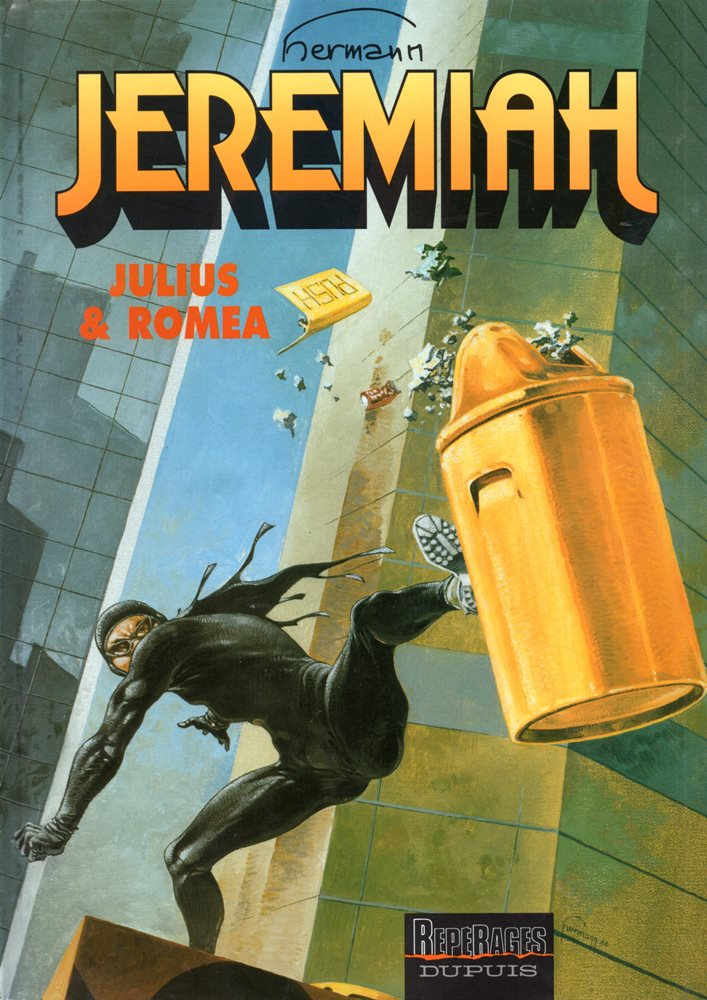 JEREMIAH - 12 . JULIUS & ROMEA