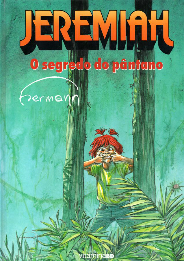 JEREMIAH - 22 . SEGREDO DO PÂNTANO (O)