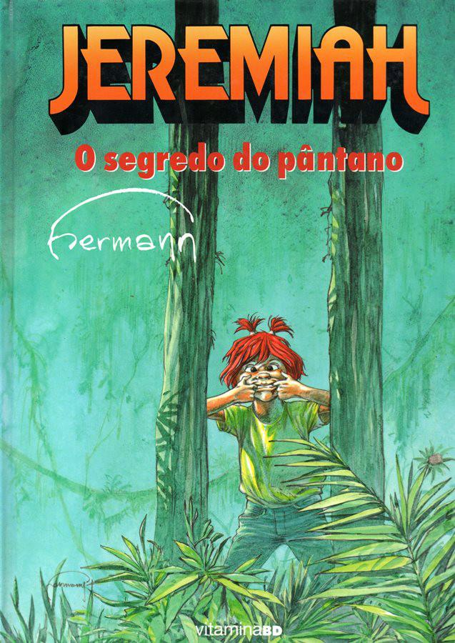JEREMIAH - 22 . SEGREDO DO PÂNTANO (O)