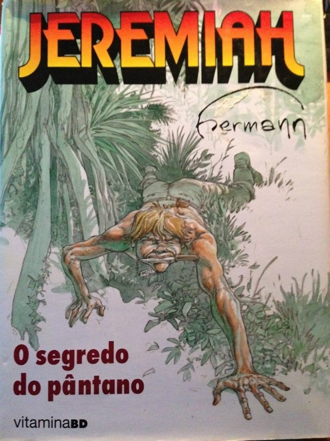 JEREMIAH - 22 - Tomo 22