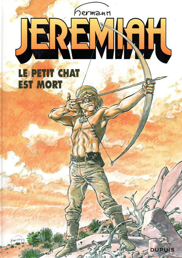 JEREMIAH - 29 . GATINHO MORREU (UM)