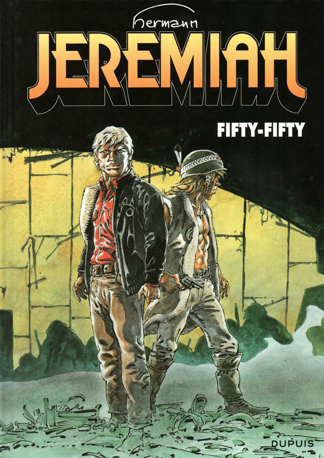 JEREMIAH - 30 - Tomo 30