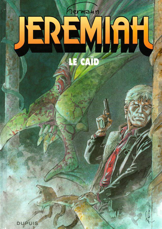 Capa  JEREMIAH - 32 . CAID (LE)
