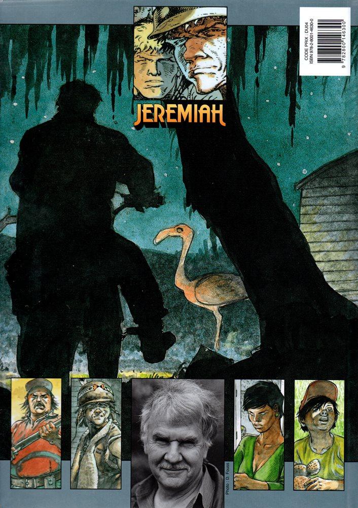 Prancha de: JEREMIAH - 29 . GATINHO MORREU (UM)