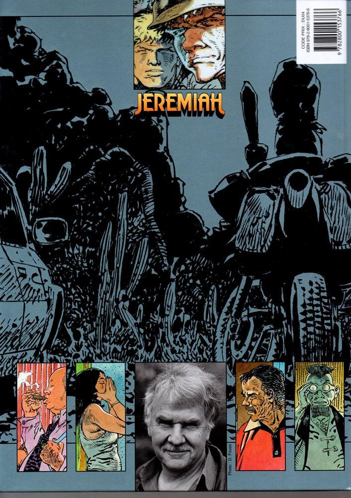 Prancha de: JEREMIAH - 31 . LE PANIER DE CRABES