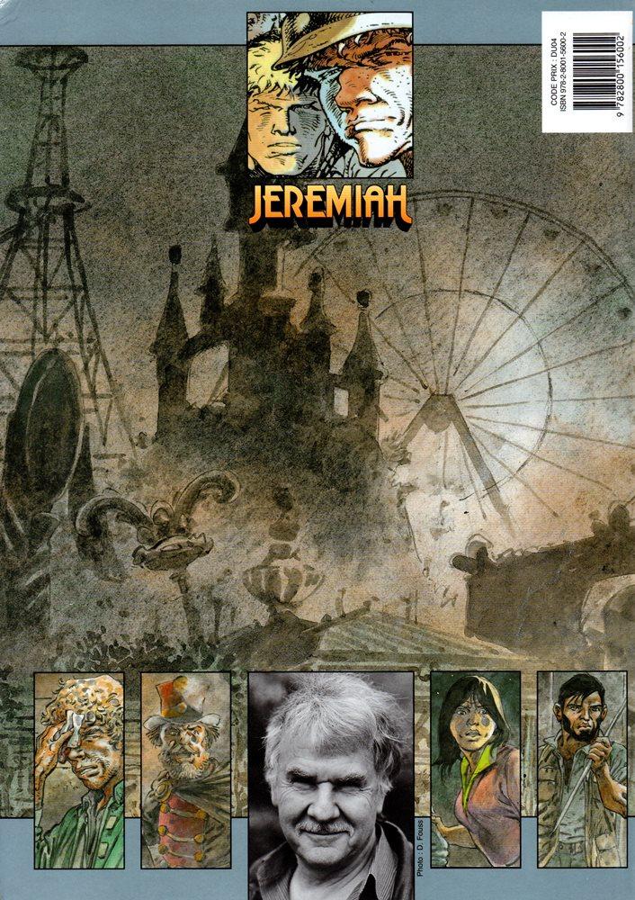 Prancha de: JEREMIAH - 32 . CAID (LE)