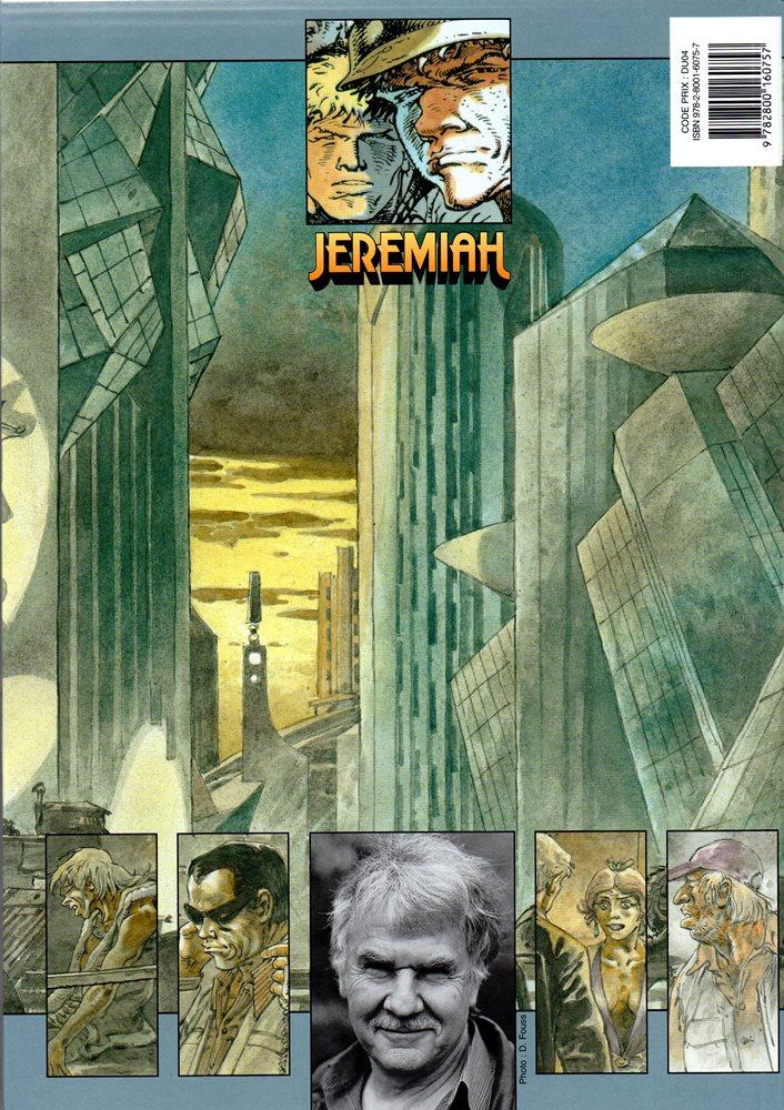 Prancha de: JEREMIAH - 33 . GROS CHIEN AVEC UNE BLONDE (UN)